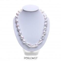 perlový náhrdelník kasumi