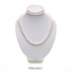 perlová souprava AA 7 mm